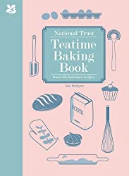 National Trust Teatime Baking Book: Good Old-fashioned Recipes by Jane Pettigrew (2013-11-01)