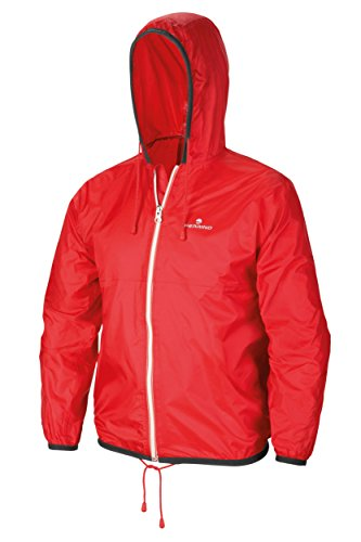 MOTION JACKET MAN size XL red