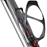 ENticerowts Portaborraccia per Bicicletta Durevole Ultraleggero in Fibra di Carbonio Bici per Bicicletta Portabottiglie per Acqua Portaborraccia Facile da installare Matte
