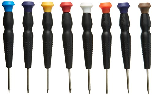 Silverhill Tools asdtset ber1177Star Torx Schraubendreher-Set Größen 3–20