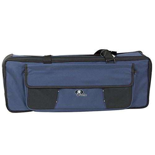 Ortola 4125 Keyboardtasche blau/schwarz