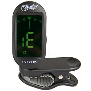 Theodore  Guitar Tuner - Quality Clip-on Chromatic Tuner with Large Screen