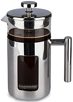 CoffeeGet 8 cup Cafetière French Press Coffee Maker 1000 ml 34oz