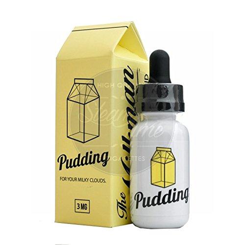 Pudding (50ml) Plus e Liquid by The Milkman Nikotinfrei