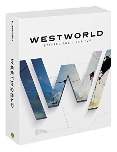 Westworld - Die komplette 2. Staffel (3 Blu-rays 4K Ultra HD) (+ 3 Blu-rays 2D) [Limited Edition]