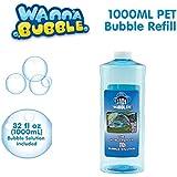 Magicwand® Bubble Gun Refill Liquid (1000 ml)