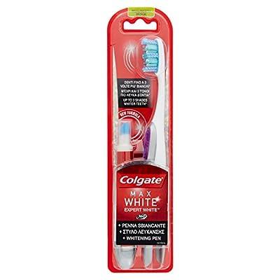 Colgate Zahnbürste Pen Bleichmittel