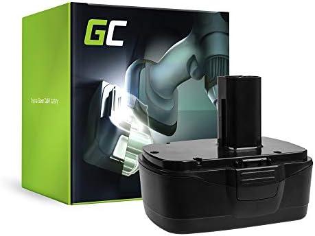 verde Cell® Utensili Elettrici Batteria per per per Craftsman CR2600 (Ni-MH celle 2 Ah 19.2V) | Offerta Speciale  | Di Alta Qualità E Low Overhead  | Sito Ufficiale  10b88e