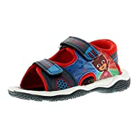 PJ MASKS Petacos Boys Synthetic Material Summer Sandals Red