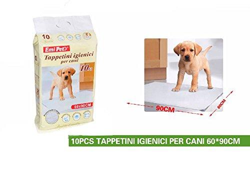 Ducomi Tappetini igienici assorbenti con adesivi...