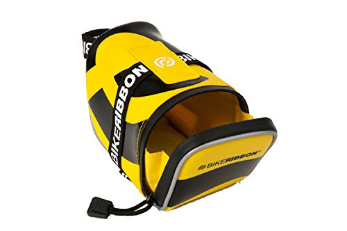 Bike Ribbon Unisex Sio2 Bag Big Satteltaschen Yellow