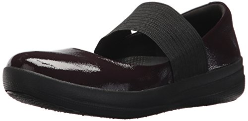 fb24bf9c299310 Fitflop F-Sporty Elastic Mary Jane - Merceditas de mujer