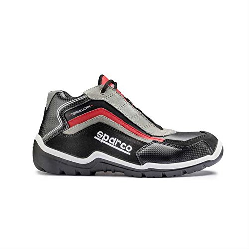 Black S3 H Red Shoes Track Safety 1X6ZYnwx