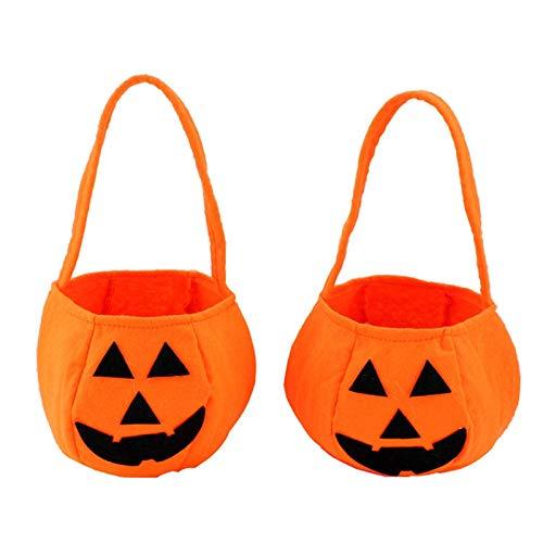 er, Kürbis-Dekoration, Geschenktüten mit Henkeln, Party-Zubehör, Halloween-Dekoration ()