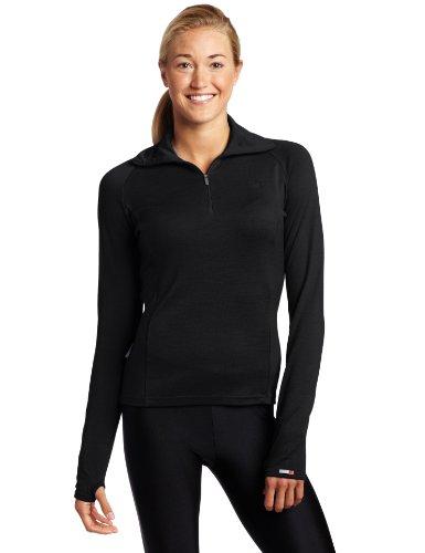 Icebreaker tech top t-shirt bF260 XL Noir - noir