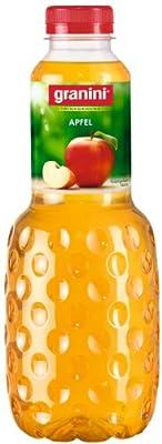 Granini Trinkgenuss Apfel klar, 6er Pack (6 x 1 l)