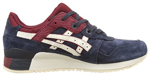 Asics Unisex-Erwachsene Lyte III Bässe Blau (In Di A Ink/slight White)