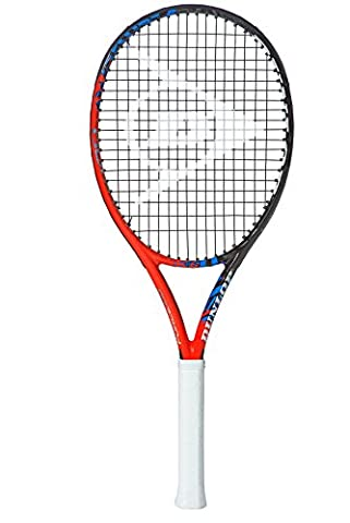 Dunlop Tennisschläger Force 100, Blau, L4, 676800 (Wert Club Series)