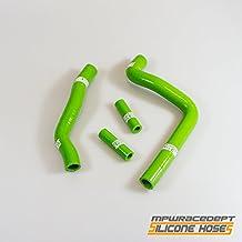 MPW mpw-sh-mk015-grn Kawasaki KX2502005–2007raza Dept Kit de manguera de silicona, verde, juego de 4