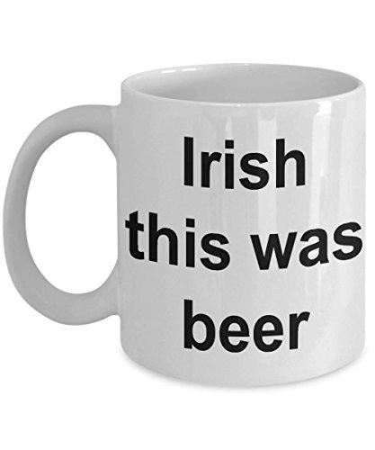 St. Patricks Day Kaffee Haferl St. Pattys Womens StPattys Tag St. Pattys Tassen St. Patrick personalisierte Geschenk St. Patrick Tassen -