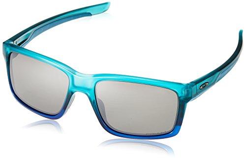 Oakley Herren Sonnenbrille Mainlink Blau (Azul) 57