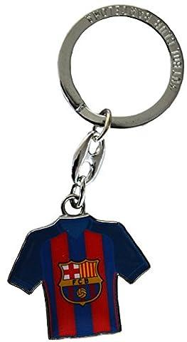 Porte clefs Maillot Barça - Collection officielle FC BARCELONE