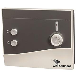 Well Solutions Sauna Steuerung K1 bis 9kW, Nachfolgegerät Ondal K1-1