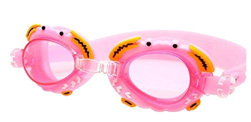 Schwimmen Schutzbrillen, Embryform Clear Schwimmen Schutzbrillen Keine Leaking Anti Fog UV Schutz Triathlon Schwimmbrille mit freiem Schutz Fall für Erwachsene Männer Frauen Jugend Kinder Kind, YG5E2