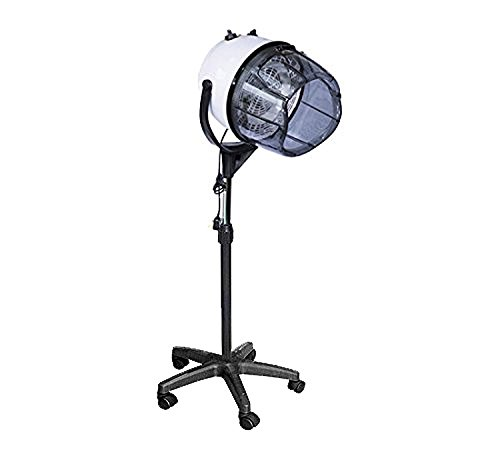 Cris Nails ® Procesador De Color Salón, Climazon, Secador de Pelo Calentador, Inti Ultra Disco Secador de pelo- (CM007B)