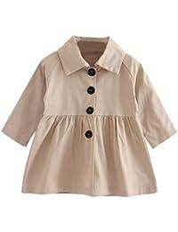 Abrigo de niñas, Internet Abrigo Caliente De Las Muchachas Cortavientos Chaqueta Outwear