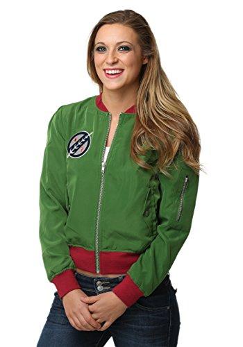 Kostüm Shirt T Boba Fett - Star Wars Boba Fett Bountyhunter Juniors Bomber Jacket