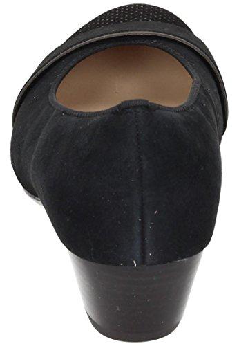Ara Ara Damen Pumps, Chaussures À Talons Noirs Pour Femmes