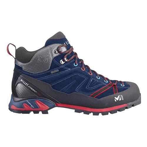 MILLET Sup Trident GTX, Chaussures de Randonnée Hautes Fille, Bleu (Saphir 000), 39 1/3 EU