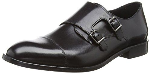 Geox U Saymore E, Moccasins for Men, (Black C9999), 44 EU