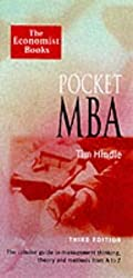 Pocket MBA (The Economist Books) by Tim Hindle (2000-05-04)