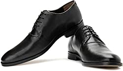 Van Heusen VHMMS00325 Black VHMMS00324 43 Shoe 43 - Euro Men 8.91E+12 43 - Euro 9 Black (9 UK)