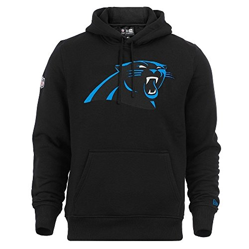 New Era Carolina Panthers NFL On Field Hoody Sweater Hoodie Mens Fan M L XL XXL