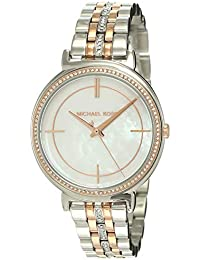 Michael Kors Cinthia Analog White Dial Women's Watch - MK3831