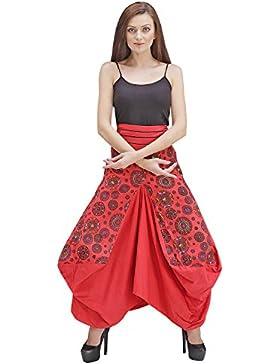 Aakriti Gallery Women Party Embroidery Hippie Dress Cotton Designer Short Skirt Summer Beach Skirt Indian Dress