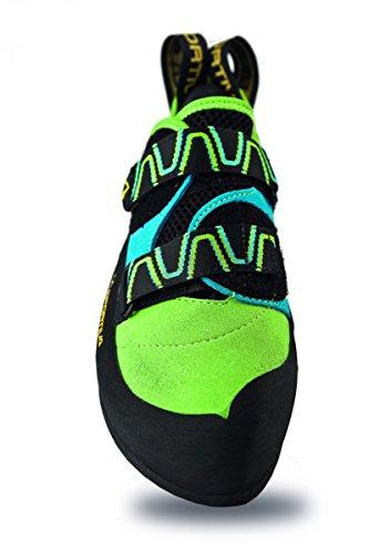 La Sportiva scarpe da arrampicata Katana Verdi/Blu (42.5)