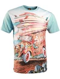 Santa Cruz Big Woody Tee Tshirt by Phillips Homme