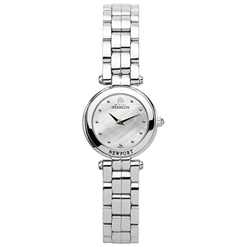 Ladies Michel Herbelin Newport Yacht Club Mini Watch 17455/B19