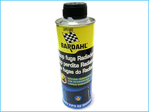 BARDAHL Cooling System Stop Leak Additivi Anti Perdite Per Radiatori 300 ML