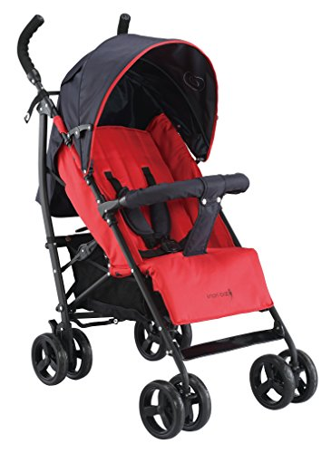 knorr-baby 848530 Buggy Styler Happy Colour, rot