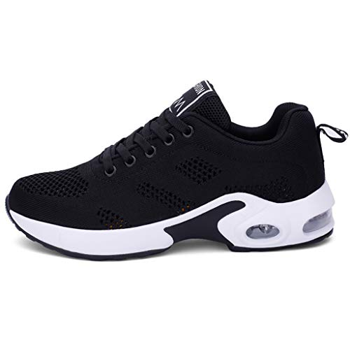Sunnyadrain Donna Sneakers Scarpe da Ginnastica Corsa Sportive Fitness Running Basse Interior Casual all'Aperto