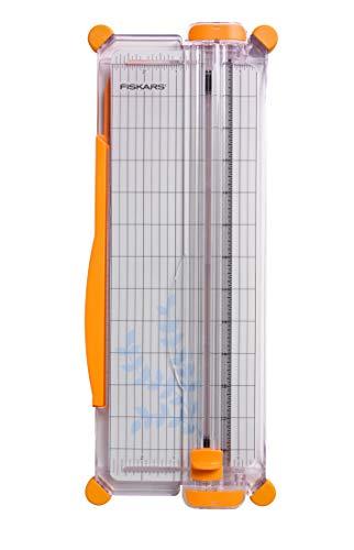 Fiskars SureCut Deluxe Craft Papier Trimmer, 12Zoll Schnitt Länge (1298937797)