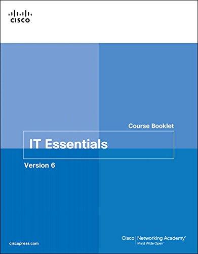 IT Essentials Course Booklet, Version 6: IT Esse Cour Book Vers 6 (Course Booklets) por Cisco Networking Academy