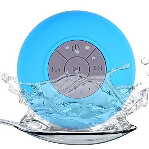 HPTCLYYX Mini Altavoz Bluetooth Manos Libres Inalámbricos Portátiles Inalámbricos, para Duchas, Baño,...