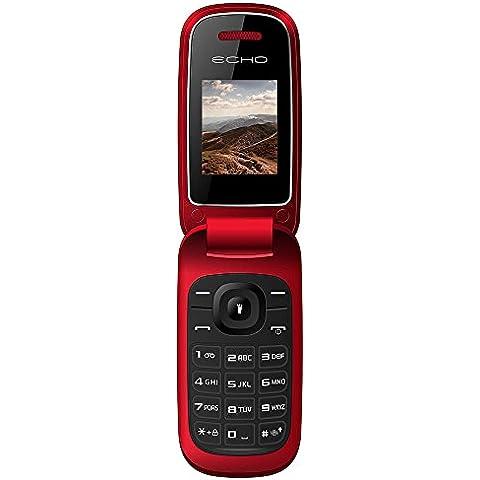 Ecocardiograma CLAPROU 2 G Smartphone (4,6 cm (2,54 cm), 64 MB, 8 GB, 128 x 160 píxeles) colour ROJO (importado)