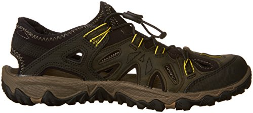 Merrell - All Out Blaze Sieve, scarpe da trekking  da uomo Olive Night